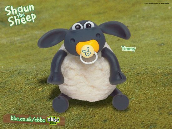 Aura Shaun The Sheep