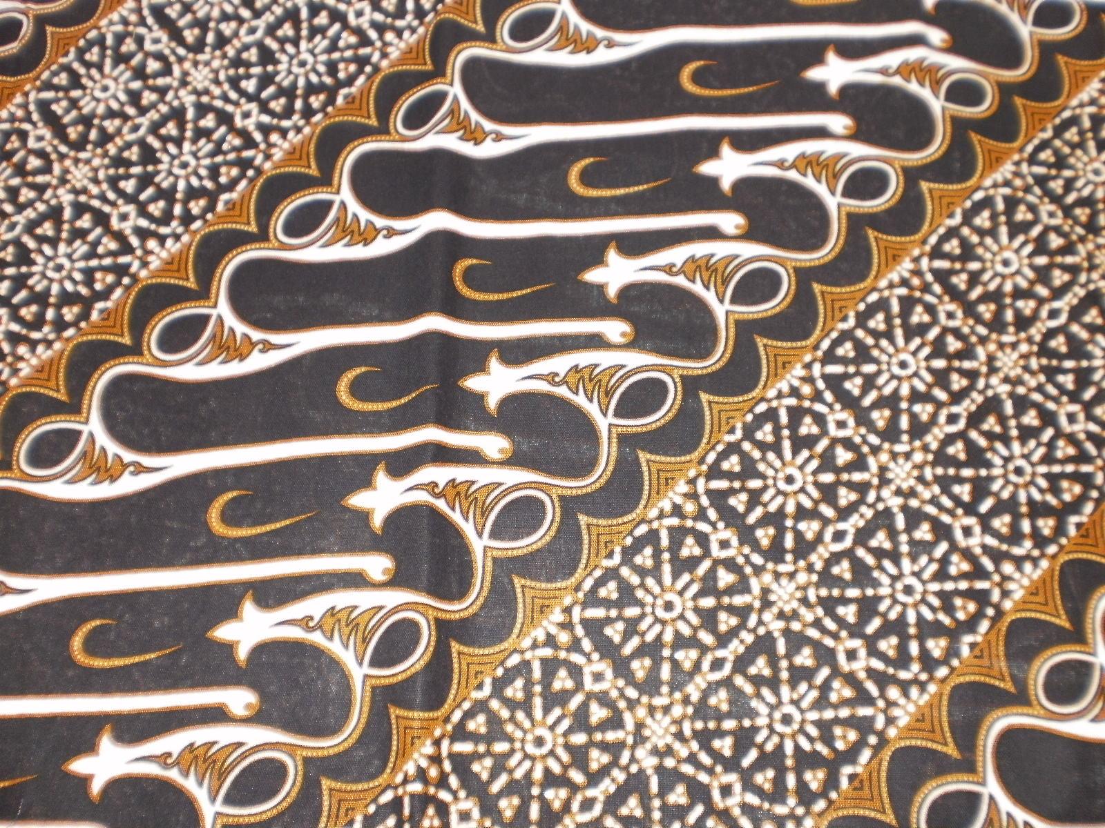 Batik Indonesia ..