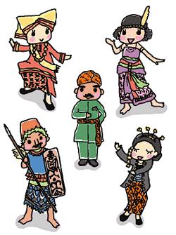 kekayaan budaya indonesia - munsypedia